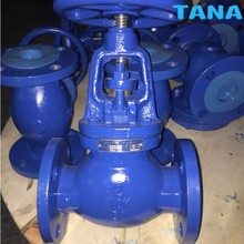 ANSI flanged cast iron globe valve