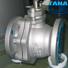 2 Piece Floating Ball Valve